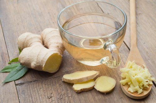 ginger-infusion